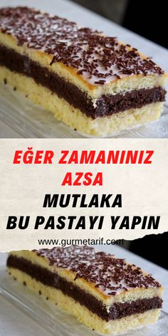 Cookie Desserts, No Bake Desserts, Turkish Recipes, Ethnic Recipes, Pasta Cake, Turkish Kitchen, Pesto Pasta, Food Dishes, Chocolate Cake