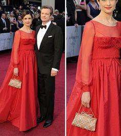 валентино красное платье - Google Search