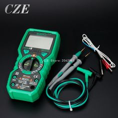 42.35$  Buy now - http://alih94.worldwells.pw/go.php?t=32781733387 - High Precision Digital Multimeter Handheld Test DC AC Current Voltage Resistance With temperature test MK72 42.35$