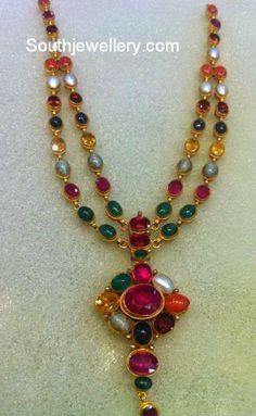 navratna necklace