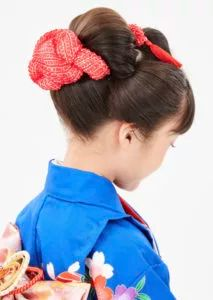 Updo Styles, Hair Styles, Japanese Festival, Rite Of Passage, Roller Set, Japanese Outfits, Yukata, Perm, Hair Piece