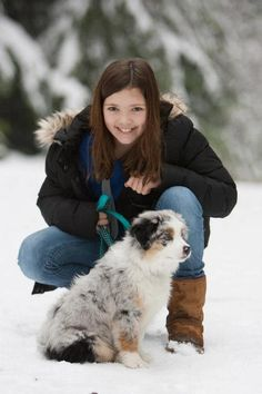 Georgie-as Alisha Newton from Heartland.And Awwwww such a cut pup! Heartland Georgie, Heartland Actors, Heartland Quotes, Heartland Ranch, Heartland Tv Show, Heartland Characters, Amber Marshall, Marshall Lee, Country Girl Life