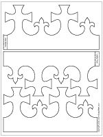 These six free printable crown templates are easy to decorate and assemble into royal paper crowns. Templates include plain ones that you can decorate, ready-to-color crowns, and full-color crowns. Crown Printable, Templates Printable Free, Owl Templates, Applique Templates, Applique Patterns, Crown Crafts, Diy Crown, Crown Template, Heart Template
