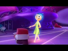 "INSIDE OUT - ""We are not eating that"" Clip (2015) Pixar Animated Movie HD - YouTube"