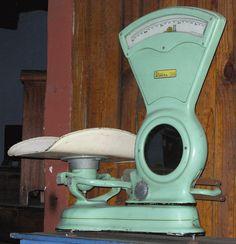 Antique Turquoise Scale