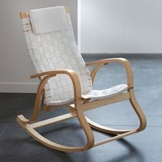 Cadeira de baloiço, design, Jimi La Redoute Interieurs
