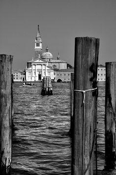 VENICE - Canale della Giudecca - Isola San Giorgio Maggiore by Alain ♥