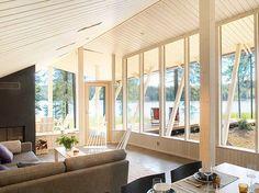 Anttolanhovi shoreline villas, Finland