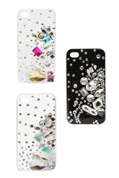 Sienna Jeweled iPhone cases