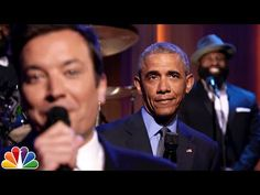 """Slow Jam the News"" with President Obama - YouTube"
