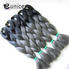 Objective Aigemei Synthetic Kanekalon Braiding Hair For Crochet Braids False Hair Extensions African Jumbo Braids For Women 22 Inch And To Have A Long Life. Hair Braids