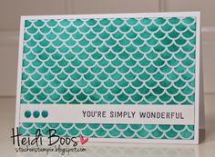 """Stuck on Stampin': Control Freaks Tour - Time to """"Sale-A-Brate"""", Stampin Up, Irresistibly Yours, Simply Wonderful, Heidi Boos"""