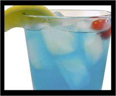 """Prepara """"alto voltaje"""" es una rica bebida con vodka un poco de ron"""