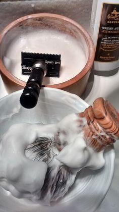 Afeitados del 21 al 27 de diciembre de 2015 - La Barbería / Afeitado del día - Sin Corte no hay Gloria - Afeitado clásico y cuidado del caballero