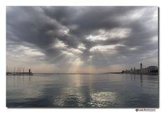 Lungomare di Bari. Ph Luigi Mastantuono. Luigi, Clouds, Bari, Digital, Ph, Outdoor, Fotografia, Outdoors, Outdoor Games