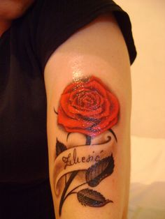 In Memory of Mom Tattoos | rose for my mom – Tattoo Picture at CheckoutMyInk.com