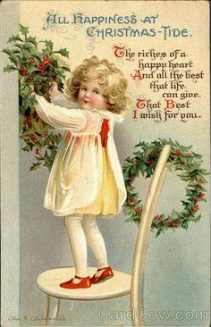 Merry Christmas. - noel - Vintage - retro