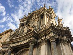Torino - St. Cristina church