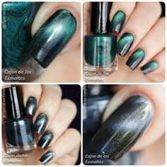 Esmaltes de uñas magnéticos - Masura