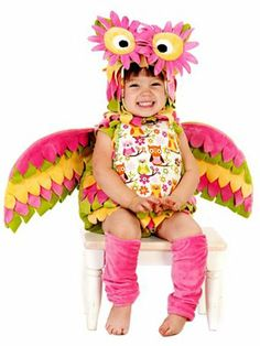 Hootie the Owl Costume Infant Toddler | Wholesale Animals Halloween Costumes for Infant/Toddler