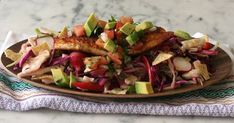 8 Healthy Fish Recipes perfect for weeknight meals and family dinners.