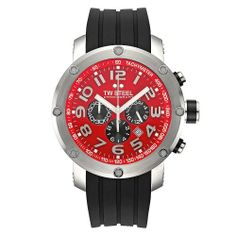 TW Steel Grandeur Tech 48mm Red Dial Chronograph Mens Watch TW125 TW Steel. $380.80. Date . Chronograph . Save 54%!