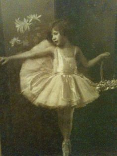 Antique Ballerina pic