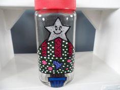 Encontrá Frascos de vidrio distintos tamaños desde $50. Cocina, Decoración y más objetos únicos recuperados en MercadoLimbo.com. http://www.mercadolimbo.com/producto/1427/frascos-de-vidrio-distintos-tamanos