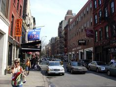 Greenwich Village . New York
