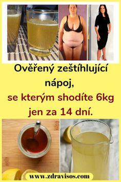 Ověřený zeštíhlující nápoj, se kterým shodíte 6kg jen za 14 dní. #zeštíhlujícínápoj #nápoj #zeštíhlující #Zhubnout Pilates, Food And Drink, Yoga, Drinks, Diet, Beverages, Drink, Beverage, Cocktails