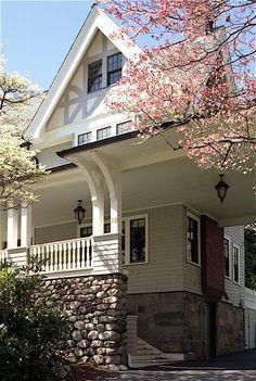 Massachusetts Home Restoration and Exterior Renovation: Milton, MA • Landmark Services - Historic Architecture, Historic Preservation, Historic Renovations & Home Restoration Contractor - New