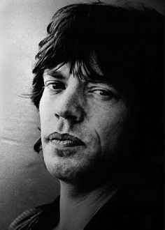 soundsof71: Mick Jagger, London, 1977, by Gijsbert Hanekroot