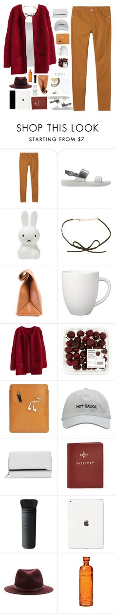 """""""☾ too late to press rewind"""" by thundxrstorms ❤ liked on Polyvore featuring Monki, Dune, Arabia, Palila, Mundi, FOSSIL, NARS Cosmetics, rag & bone and Cultural Intrigue"""