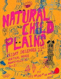 poster | Natural Child Plains