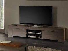 Resultado de imagen para porta tv modernos de melamina con cajonera