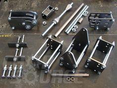 Chop Source Motorcycle Frame Jig Kit - Standard