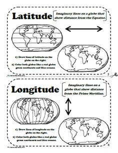Printables Latitude And Longitude Worksheets For Kids orange line briefs and geography on pinterest social studiesaround the world in 180 dayseducationeducationaleverything first gradefor love of teachinghomeschoolschool ideasteaching