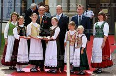 Prince Albert of Monaco visit Gotha, Germany - 09 Jul 2016  Prince Albert II of Monaco 9 Jul 2016