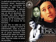 Cine Bollywood Colombia: FIZA