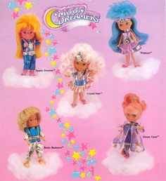 Moon Dreamers! Had all the dolls AND movies*