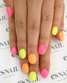summer time colors!