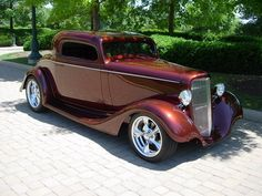 1934 Chevy 3-window coupe..Beep Beep..Re-pin brought to you by agents of #Carinsurance at #HouseofInsurance in Eugene, Oregon