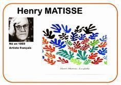 Henri Matisse SEPTEMBRE