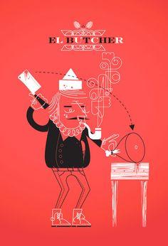 Alex Perez #graphic design #illustration