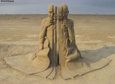 Cool Sand Art | Cool Pictures | Cool Stuff