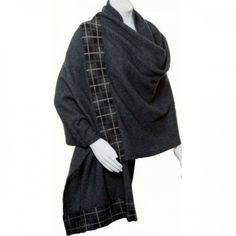Possum Merino Tartan Wrap by McDonald Textiles Fur Clothing, Tartan, Merino Wool, Textiles, Silk, Denim, Sweaters, Jackets, Gifts