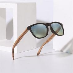Men's Bamboo Frame Design Anti-Reflective Sunglasses Price: US $20.68 & FREE Shipping 🤔 🤔🤔 Curious about eco-friendly products? 🌿🐼🐾 Want to make a difference? 💃🕺😺 Then be part of the solution 💚✅🌌 don't be part of the problem 💩⚡📴 #zerowaste #sustainable #noplastic #eco #ecofriendly #reusable #plasticfreejuly #vegan #sustainableliving #reuse #gogreen #zerowastehome #sustainability #environment #stasherbag #nowaste #zerowastelifestyle #plantbased #recycle #plasticpollution… Reflective Sunglasses, Wooden Sunglasses, Plastic Free July, No Plastic, Sunglasses Price, Sunglasses Accessories, Sea Colour, No Waste, Retro Look