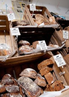 Bread display