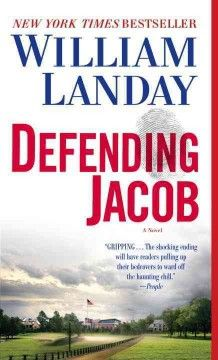 Defending Jacob : a novel by William Landay.  Click the cover image to check out or request the suspense and thrillers kindle.