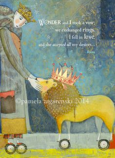 SACREDBEE greeting cards are the creation of Connecticut childrens book author and illustrator Pamela Zagarenski. ***Look for her newest book